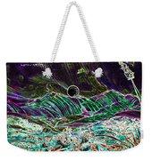 Neon Moon Weekender Tote Bag
