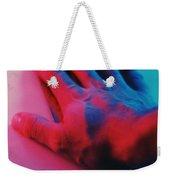 Neon Retrica Weekender Tote Bag