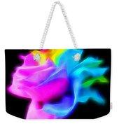 Neon Romance Weekender Tote Bag