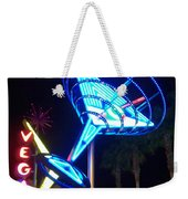 Neon Signs 1 Weekender Tote Bag