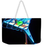 Neon Signs 4 Weekender Tote Bag