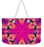 Neon Slipstream Weekender Tote Bag