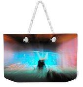 Neon Stick Weekender Tote Bag