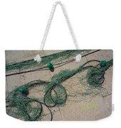 Neptune Green Weekender Tote Bag