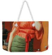 Nerissa Weekender Tote Bag