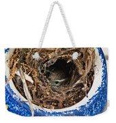 Nesting Wren Weekender Tote Bag