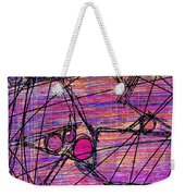 Networking Weekender Tote Bag