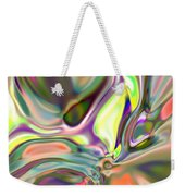 Neural Abstraction #14 Weekender Tote Bag