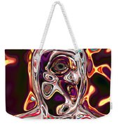 Neural Abstraction #17 Weekender Tote Bag