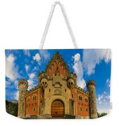 Neuschwanstein Castle Weekender Tote Bag