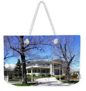 Nevada Governors Residence Weekender Tote Bag