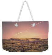 Nevada Usa Valley Of Fire  Weekender Tote Bag