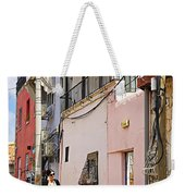 Neve Tzedek Neighborhood In Tel Aviv Weekender Tote Bag