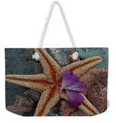 Never Forgotten- Starfish Art Weekender Tote Bag