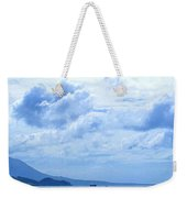 Nevis From The Roof Top Weekender Tote Bag