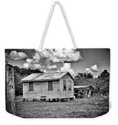 New And Old House Weekender Tote Bag