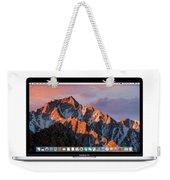 New Apple Macbook Pro Weekender Tote Bag