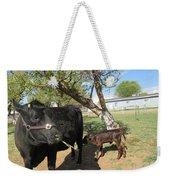 New Baby Weekender Tote Bag
