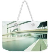New Berlin Architecture - The Government District Weekender Tote Bag