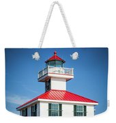 New Canal Lighthouse - Nola Weekender Tote Bag