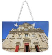 New Cathedral Of Coimbra Weekender Tote Bag