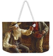 New Cider Weekender Tote Bag