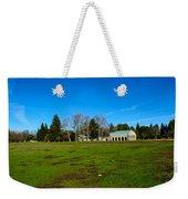 New Clairvaux Abbey Weekender Tote Bag