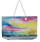 New Day Dawn  Weekender Tote Bag