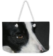 New Dog Friend Weekender Tote Bag