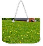 New England Landscape Weekender Tote Bag