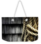 New England Lobster Shanty Weekender Tote Bag