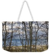 New England Massachusetts Beach  Scene Weekender Tote Bag
