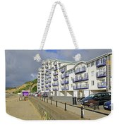 New Flats Overlooking Sandown Esplanade Weekender Tote Bag