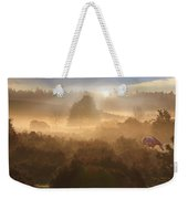 New Forest Dawn Weekender Tote Bag