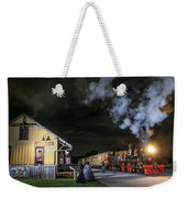 New Freedom Pa Steam Train Weekender Tote Bag