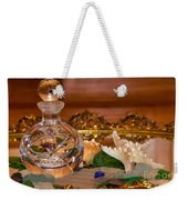 New Glass And Seaglass Weekender Tote Bag