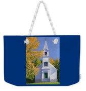 New Hampshire Church Weekender Tote Bag