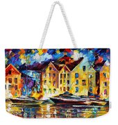 New Harbor Weekender Tote Bag