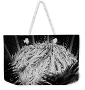 New Heart Black And White Weekender Tote Bag