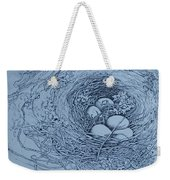 New Home, New Family Weekender Tote Bag