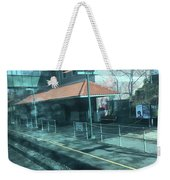 New Jersey From The Train 3 Weekender Tote Bag