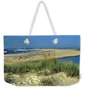 New Jersey Inlet  Weekender Tote Bag