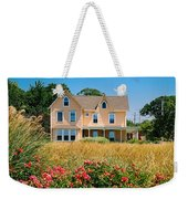 New Jersey Landscape Weekender Tote Bag