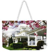 New Jersey Shore Spring Weekender Tote Bag