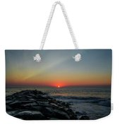 New Jersey Shore - Townsends Inlet Weekender Tote Bag
