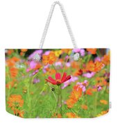 New Jersey Wildflowers Weekender Tote Bag