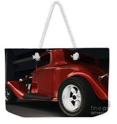 New Kid In Town Weekender Tote Bag