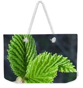 New Leaves Weekender Tote Bag