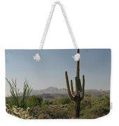New Mexican Desert Weekender Tote Bag