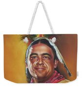 New Mexico Apache Dancer Weekender Tote Bag
